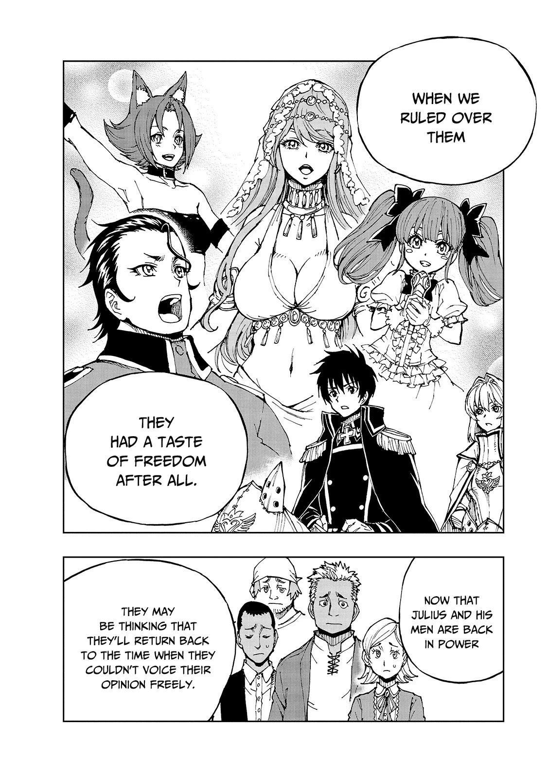 Genjitsushugisha No Oukokukaizouki Chapter 37 page 3 - Mangakakalots.com
