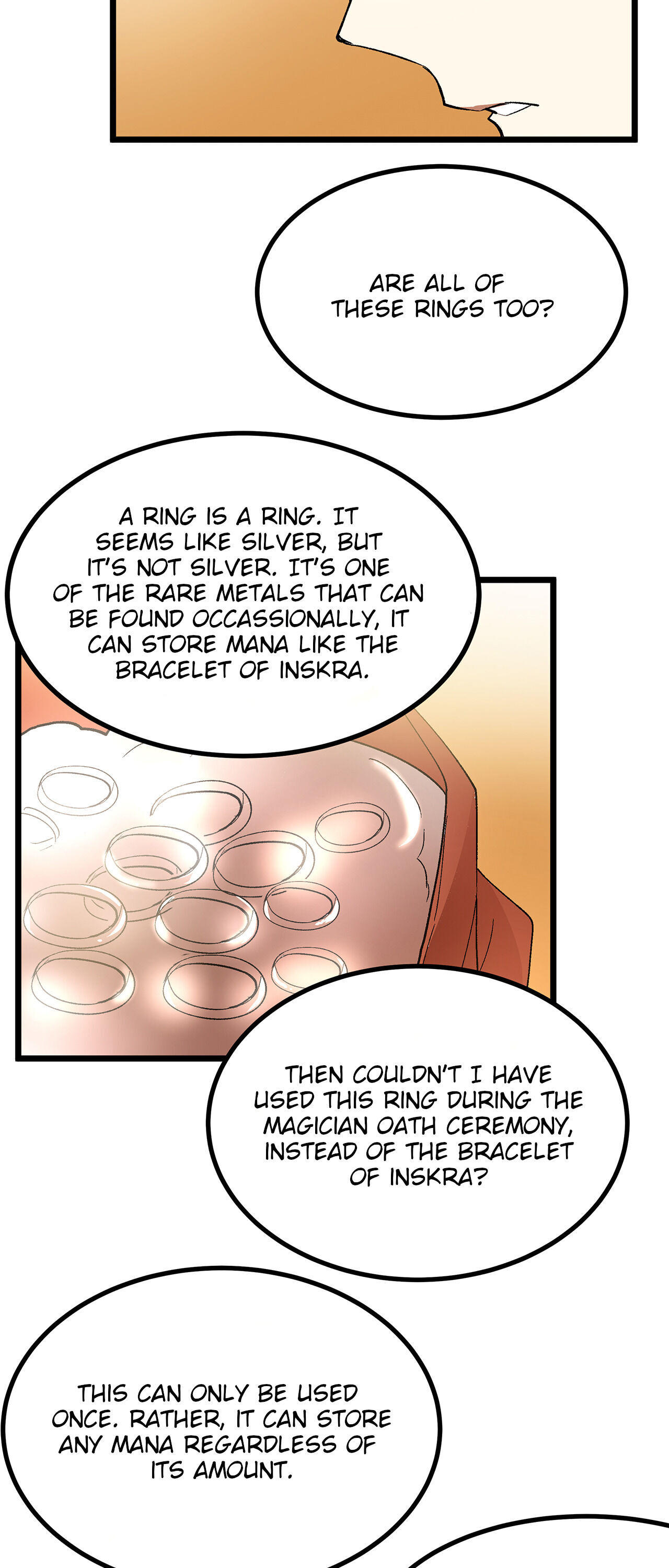 Living As The Emperor's Fiancé Chapter 34 page 19 - Mangakakalots.com
