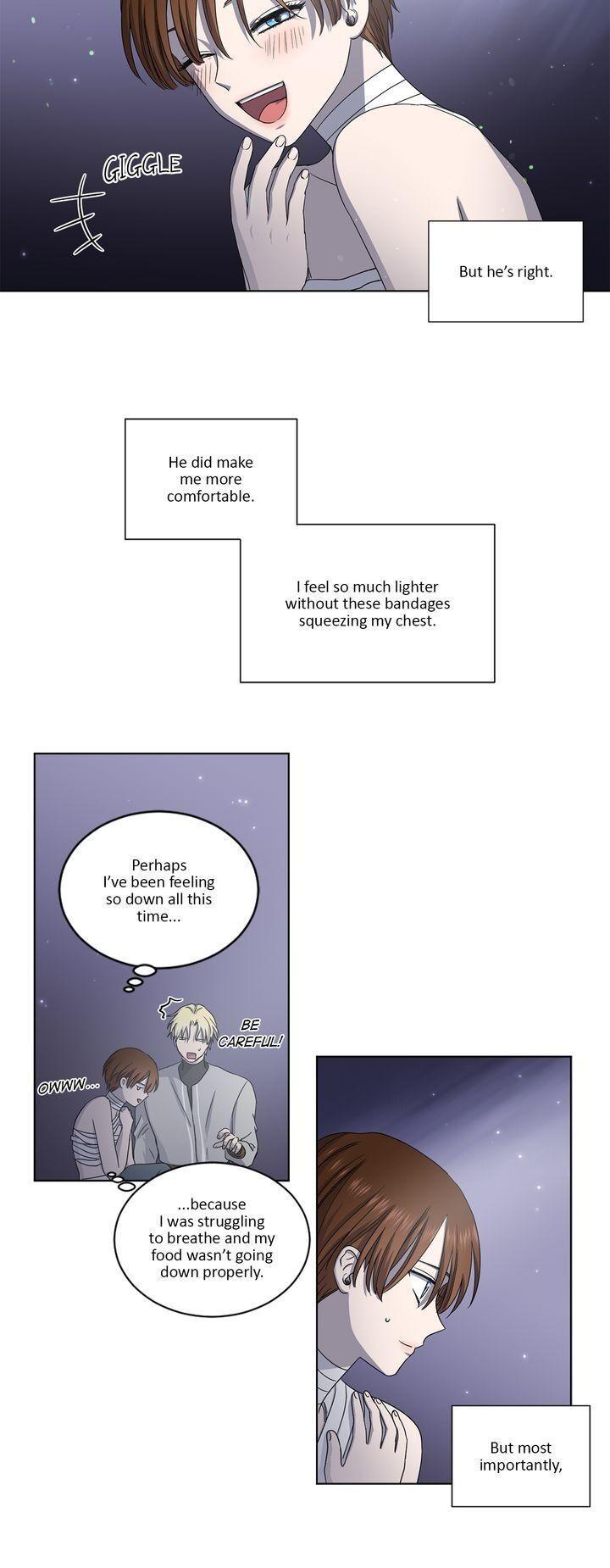 Golden Time Chapter 55 page 6 - Mangakakalots.com