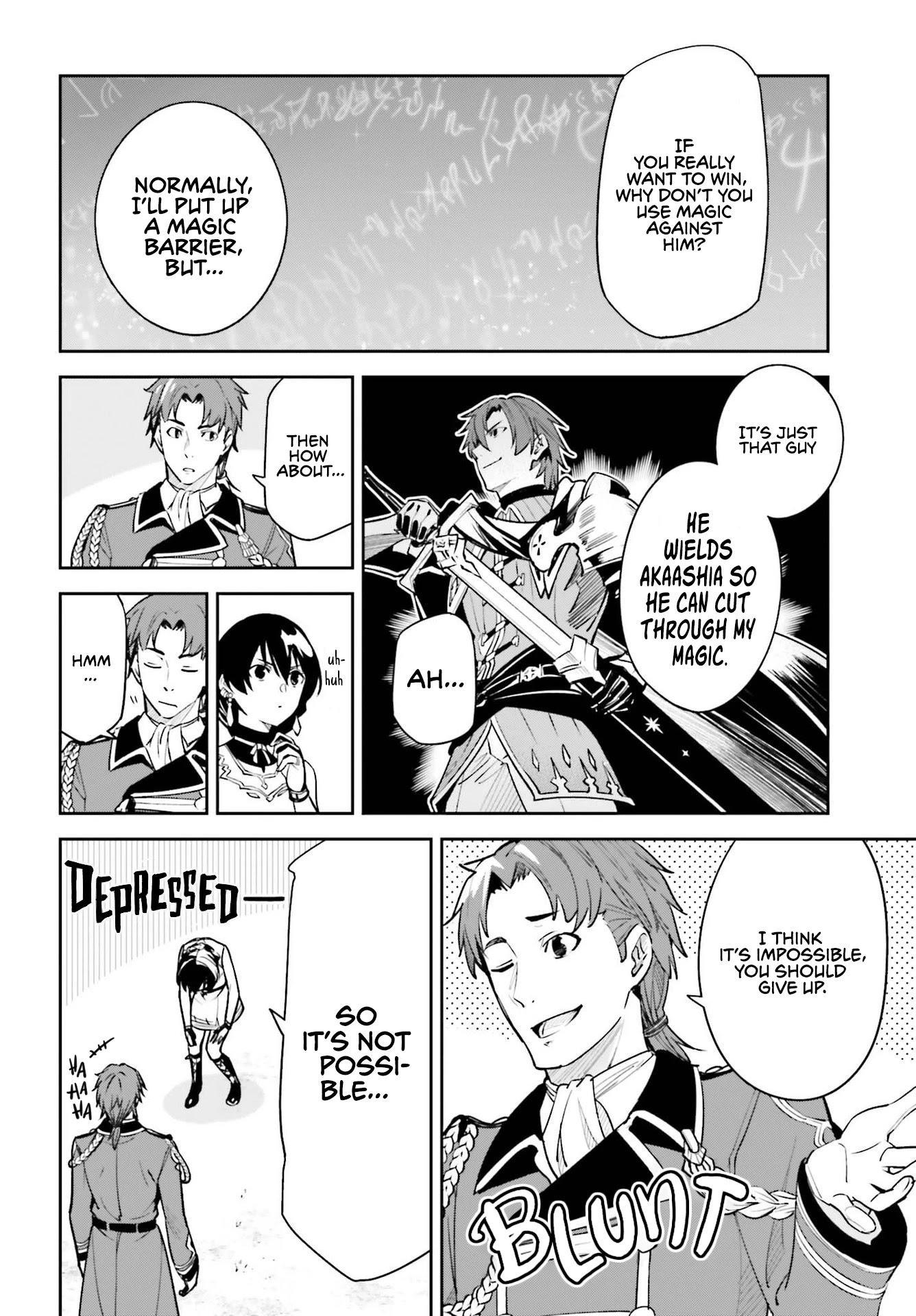 Unnamed Memory Chapter 9 page 6 - Mangakakalots.com