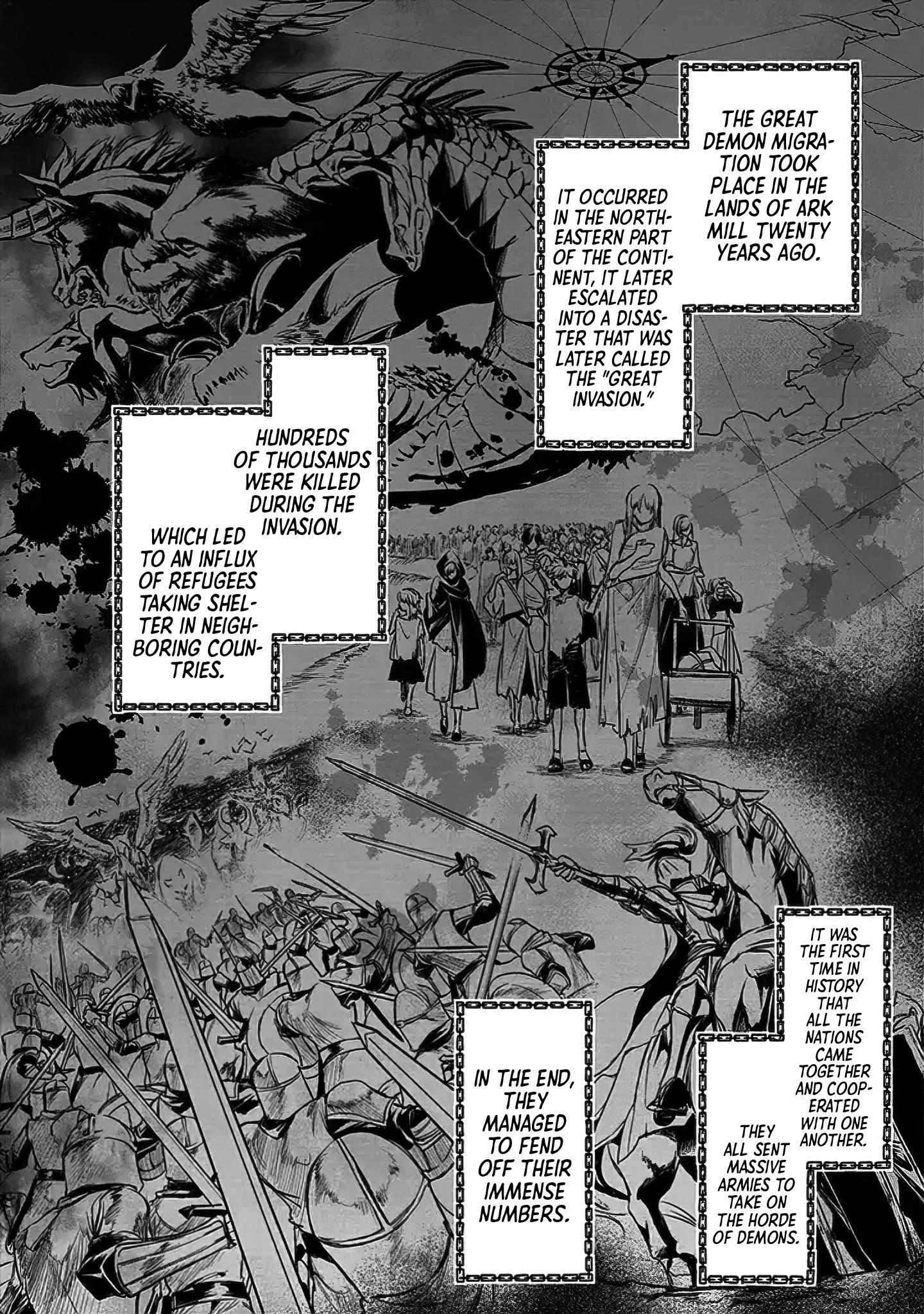 """Ryuu Kusari No Ori -Kokoro No Uchi No """"kokoro""""- Chapter 6 page 8 - Mangakakalots.com"""