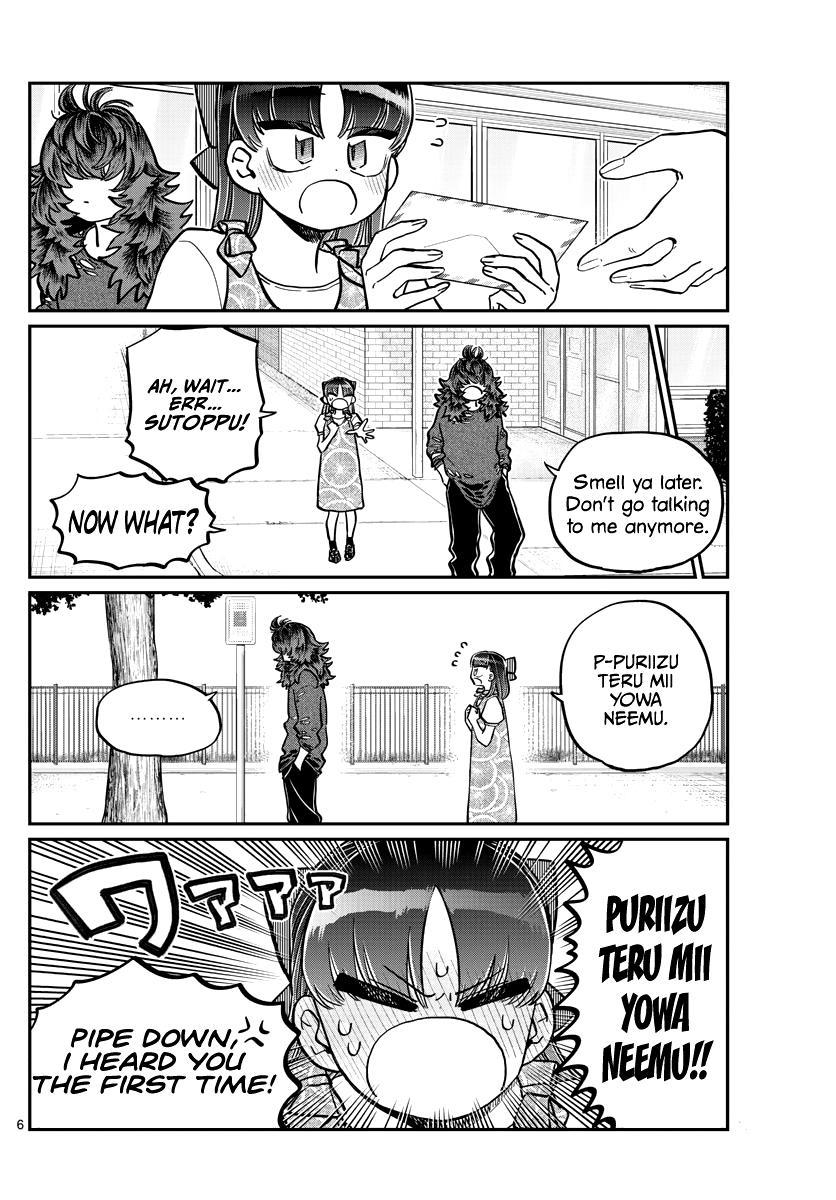 Komi-San Wa Komyushou Desu Chapter 280: Elementary School page 6 - Mangakakalot