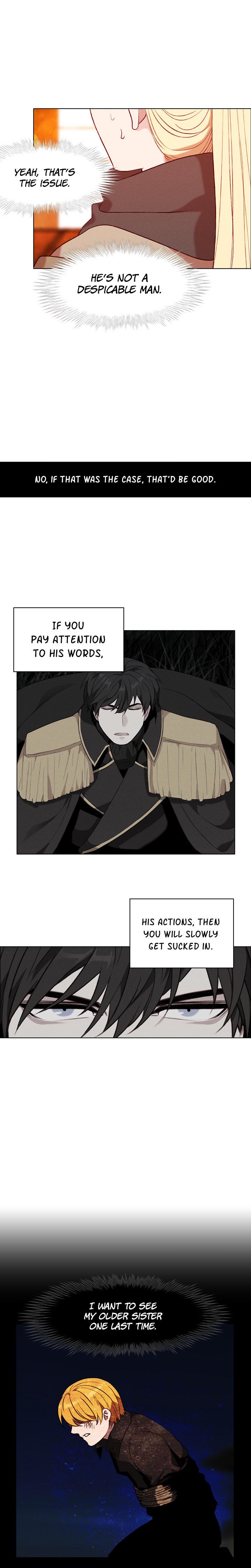 Living As The Tyrant's Older Sister Chapter 78 page 5 - Mangakakalots.com