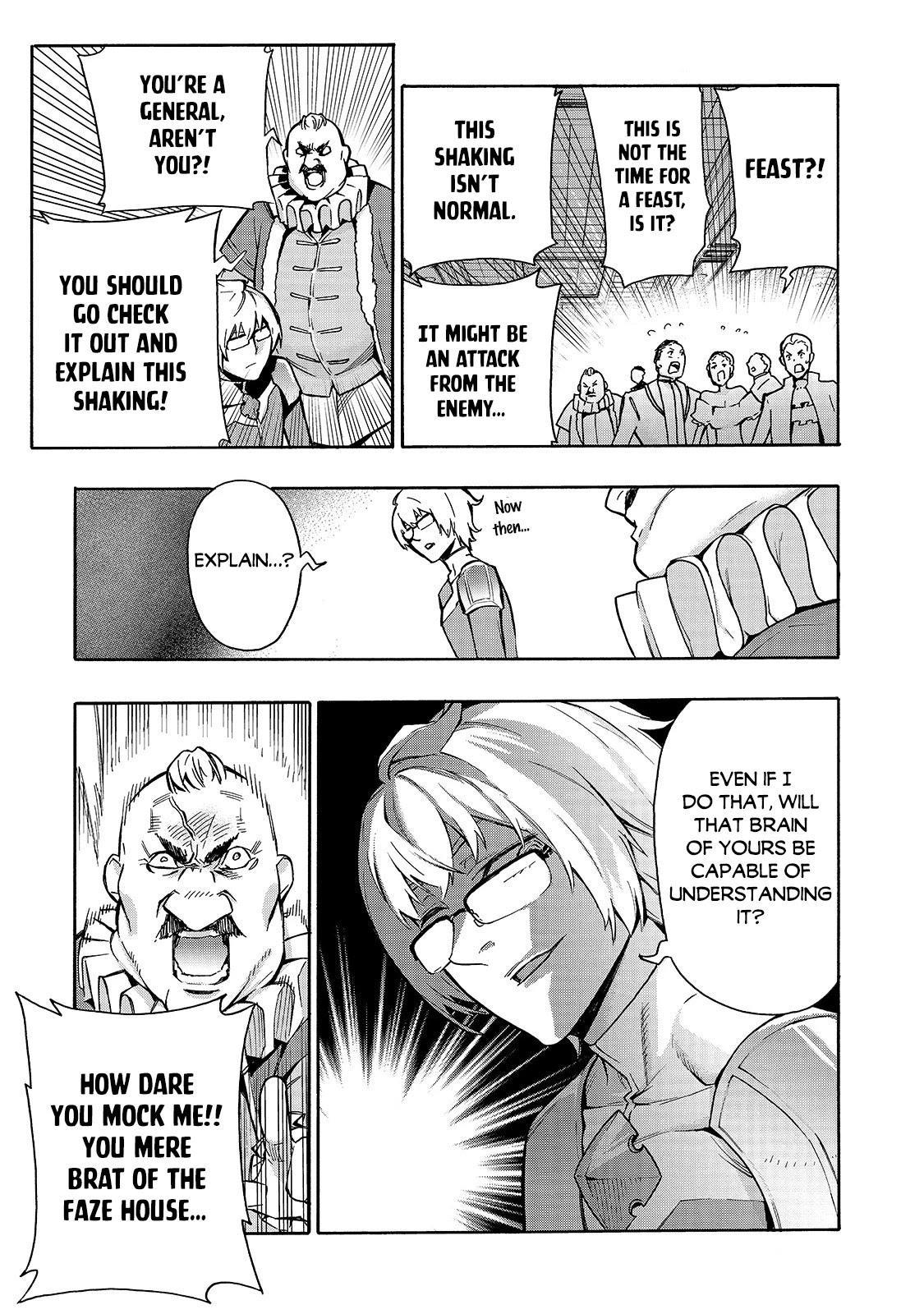 Kuro No Shoukanshi Chapter 73 page 4 - Mangakakalots.com