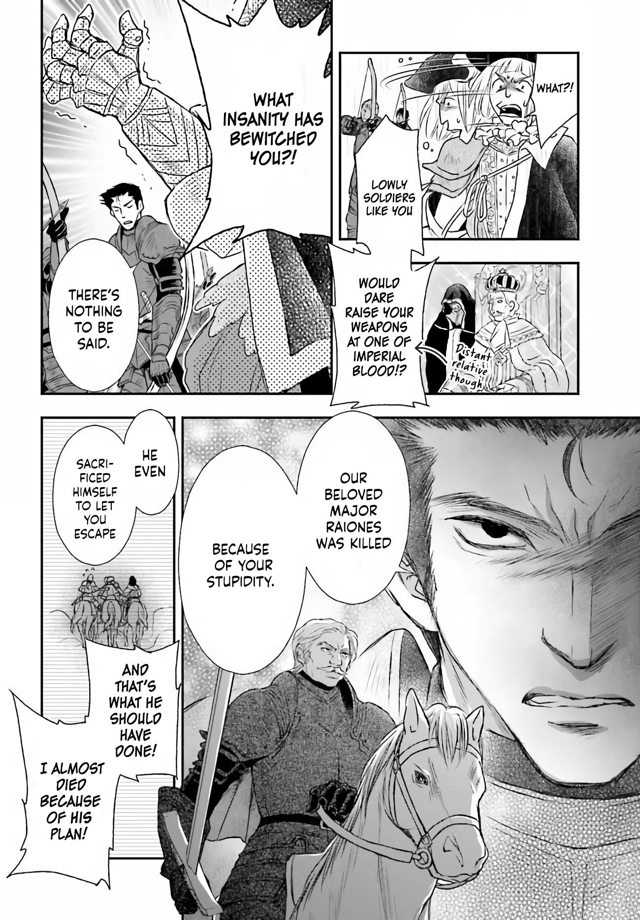 The Little Girl Raised By Death Hold The Sword Of Death Tight Chapter 11 page 11 - Mangakakalots.com