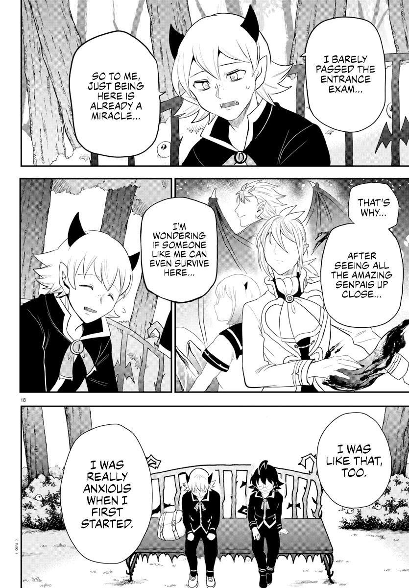 Mairimashita! Iruma-Kun Chapter 214: Welcome To Babyls! page 20 - Mangakakalots.com