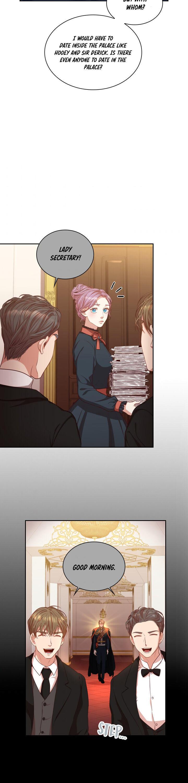 I Became The Tyrant'S Secretary Chapter 24 page 3 - Mangakakalots.com
