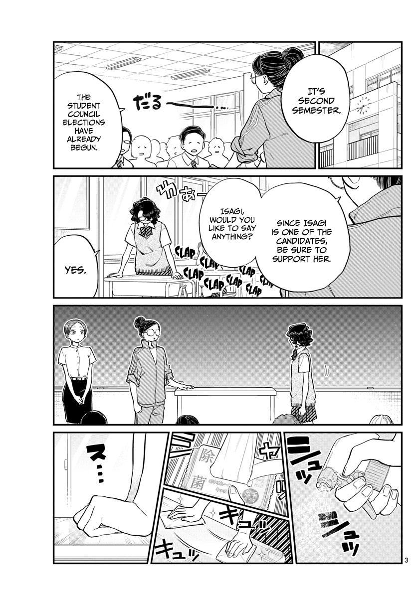 Komi-San Wa Komyushou Desu Chapter 196: Clean page 3 - Mangakakalot
