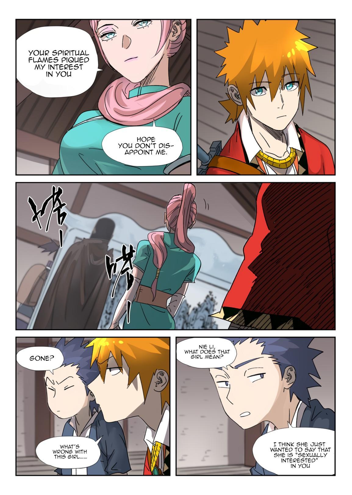 Tales Of Demons And Gods Chapter 306.1 page 5 - Mangakakalots.com