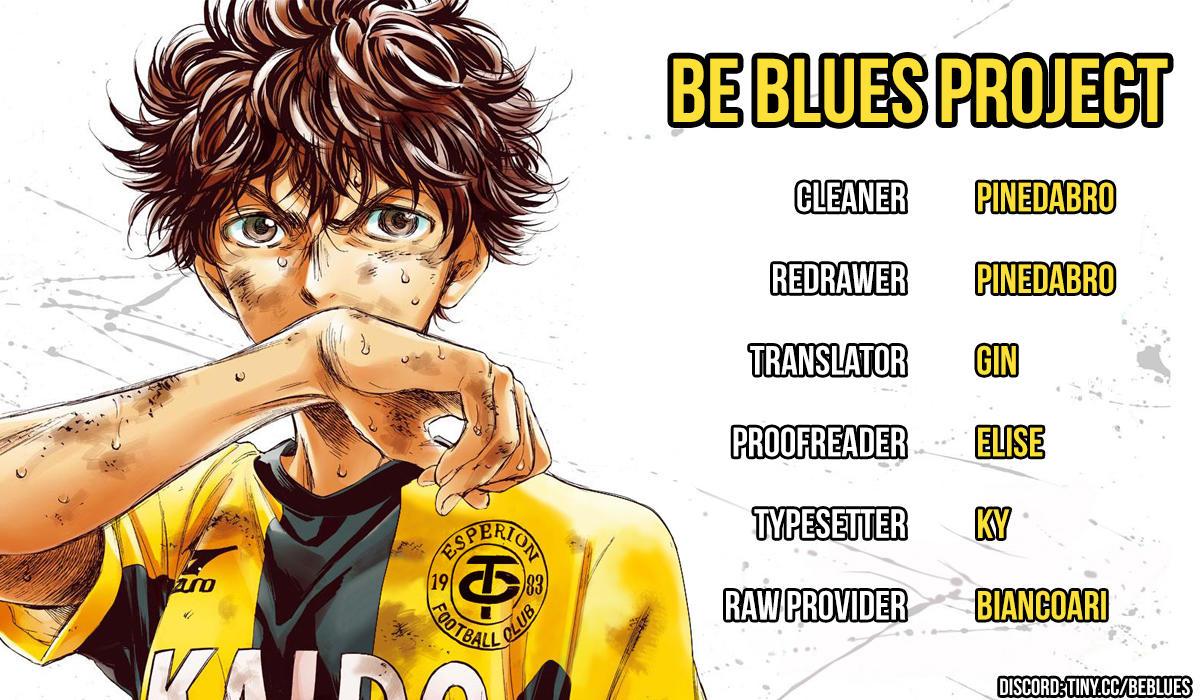 Ao Ashi Vol.15 Chapter 157: Toss Away page 21 - Mangakakalots.com
