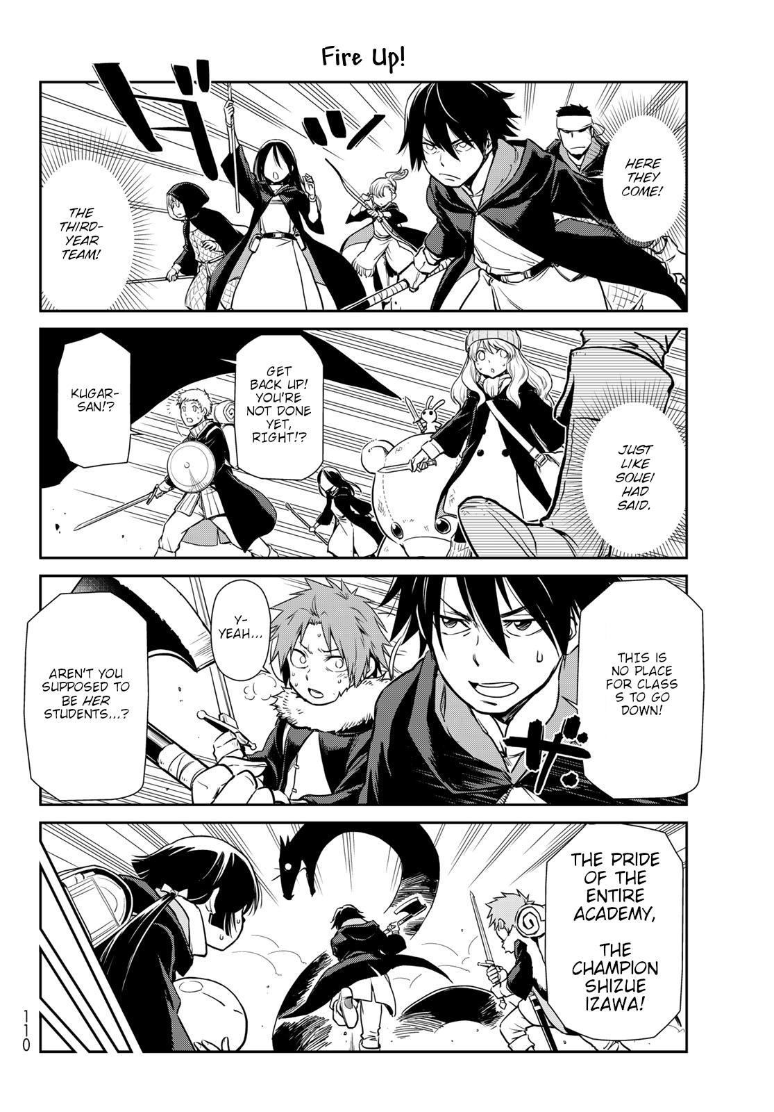 Tensura Nikki Tensei Shitara Slime Datta Ken Chapter 45 page 8 - Mangakakalot