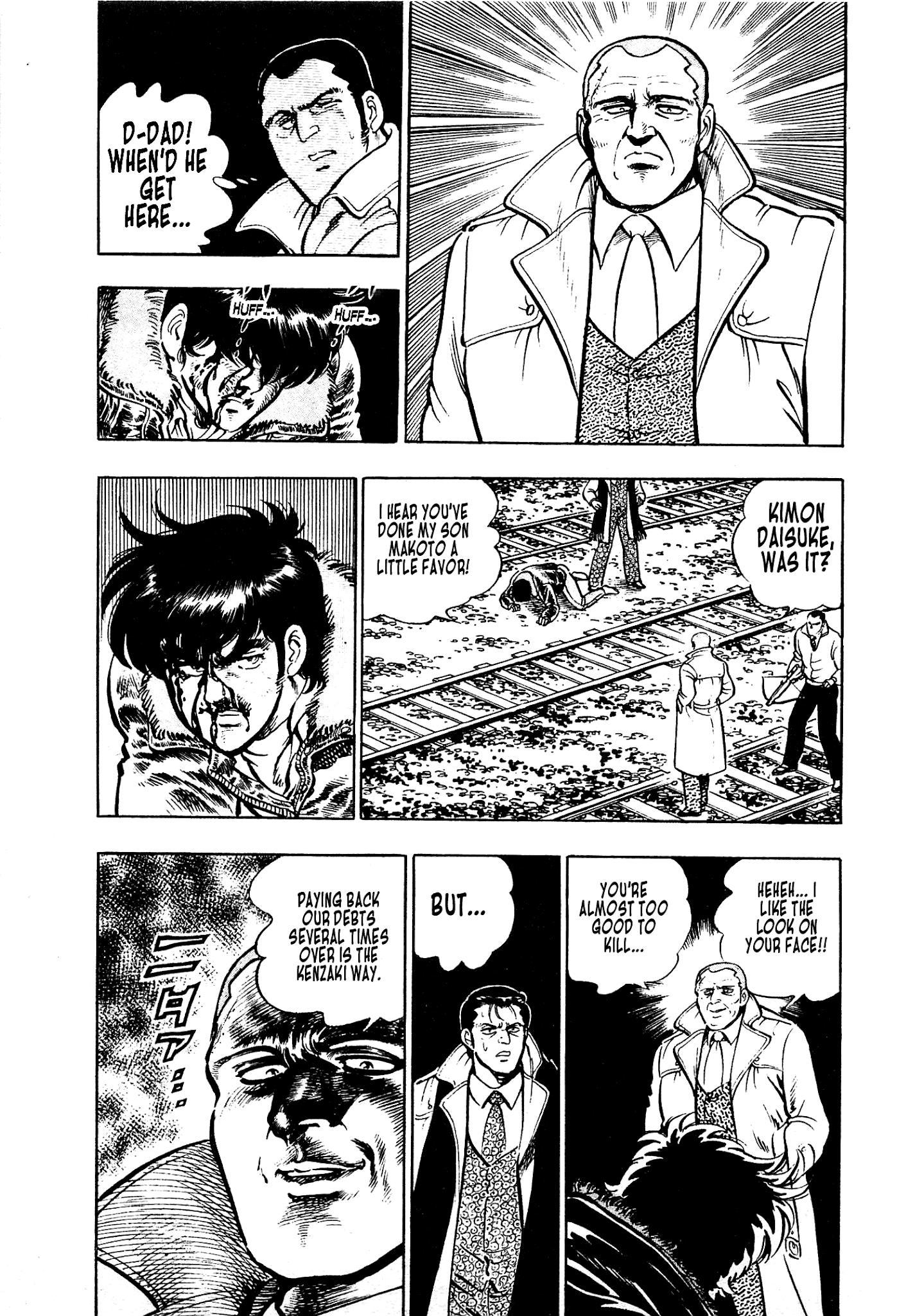 Karate Apocalypse Chapter 8: Secret Fist page 12 - Mangakakalots.com