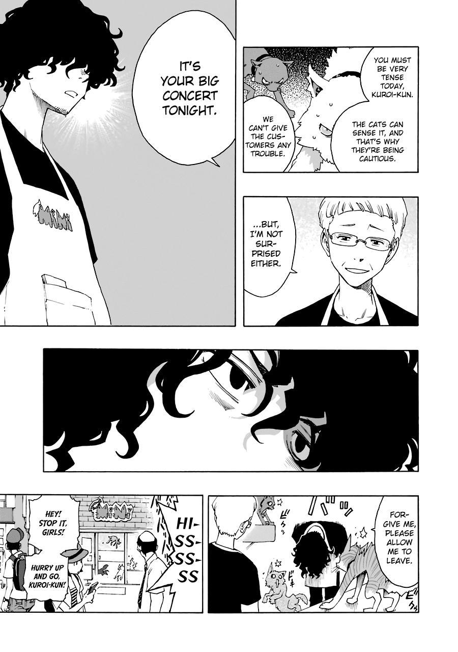 Shiori Experience - Jimi Na Watashi To Hen Na Oji-San Chapter 52: The First Audition page 9 - Mangakakalots.com