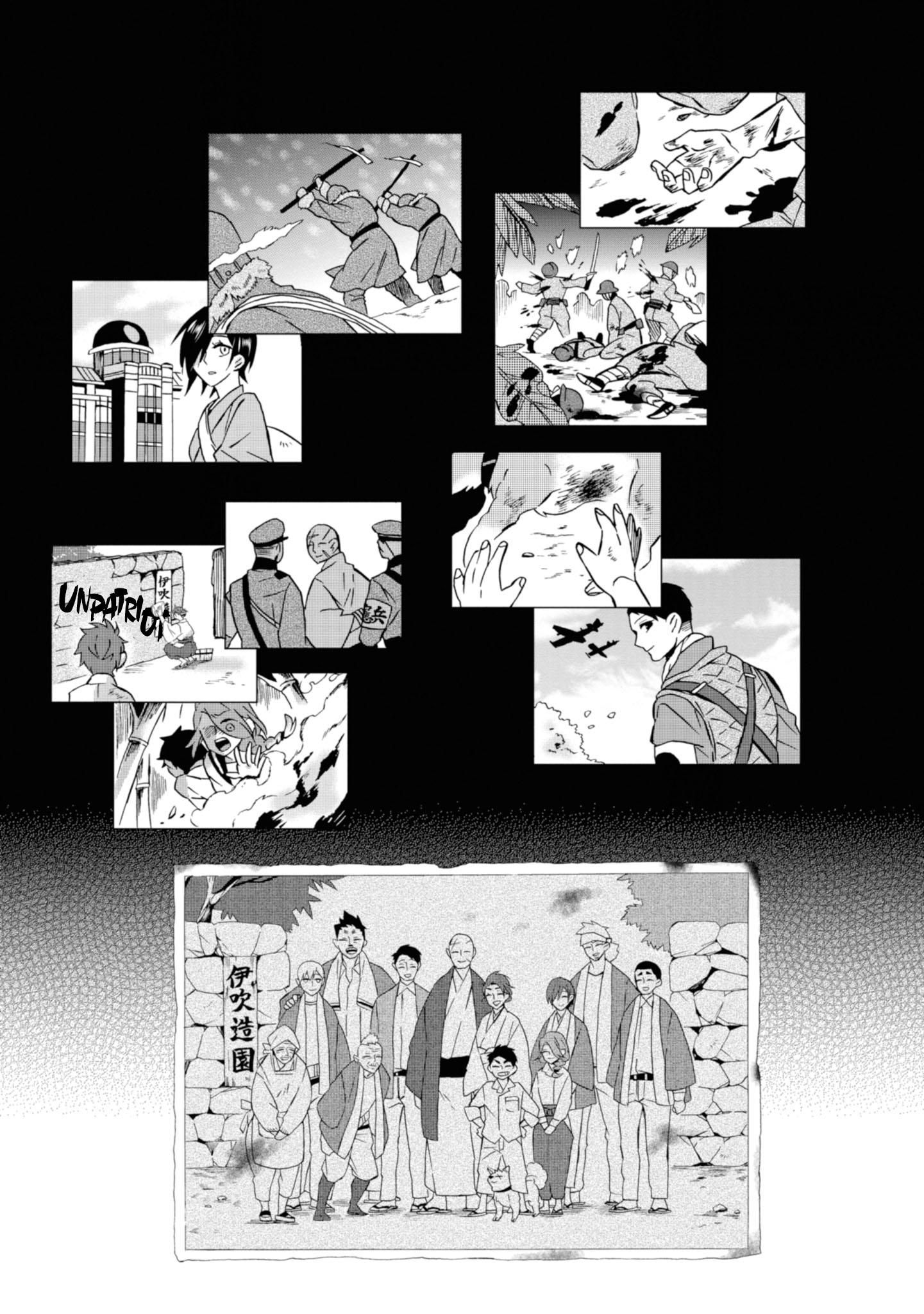 Will You Marry Me Again If You Are Reborn? Vol.3 Chapter 17: The Meaning Of Purple Anemone page 28 - Mangakakalots.com