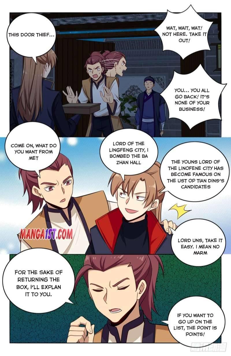 Strongest Anti M.e.t.a Chapter 390 page 7 - Mangakakalots.com
