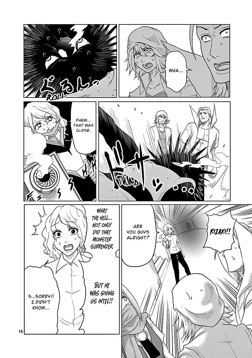1000 Yen Hero Chapter 41: Rampage And Plan page 16 - Mangakakalots.com