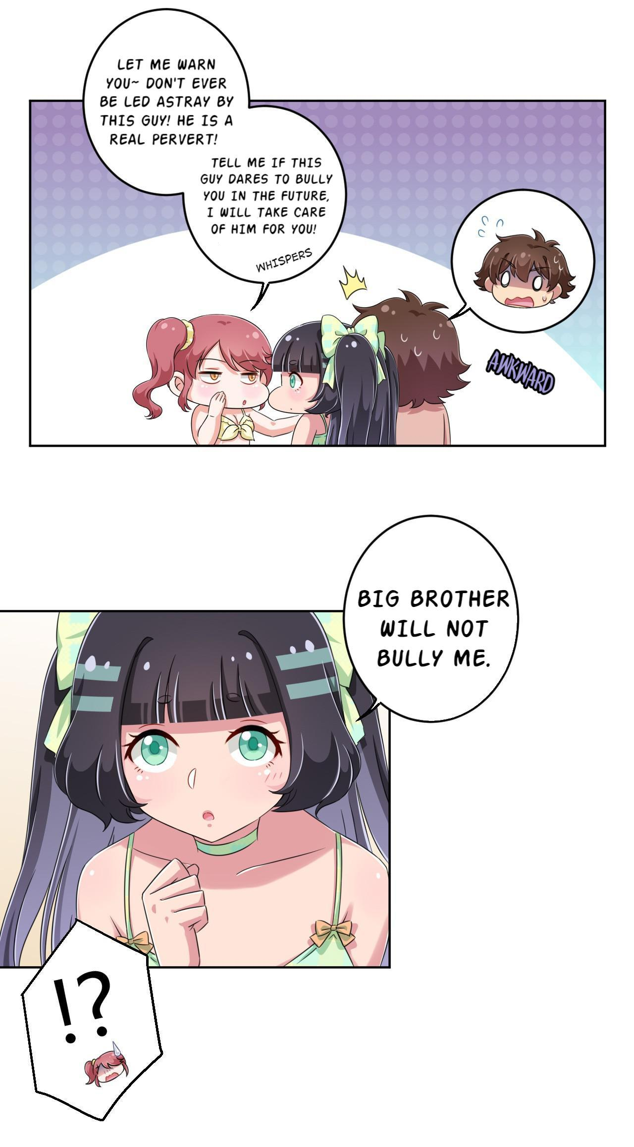 God Gave Me This Awkward Superpower, What Is It For? Chapter 21: Childhood Friend Vs Cell Phone page 27 - Mangakakalots.com