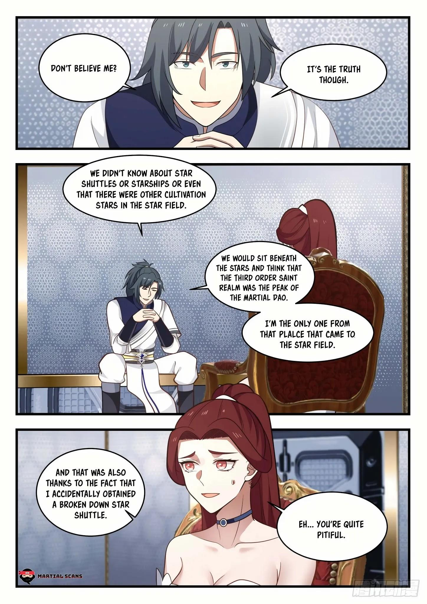 Martial Peak Chapter 981: You're Quite Pitiful page 13 - Mangakakalots.com