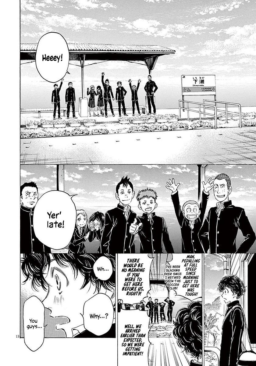 Ao Ashi Vol.3 Chapter 21: Orange-Coloured Scenery (Part 2) page 13 - Mangakakalots.com