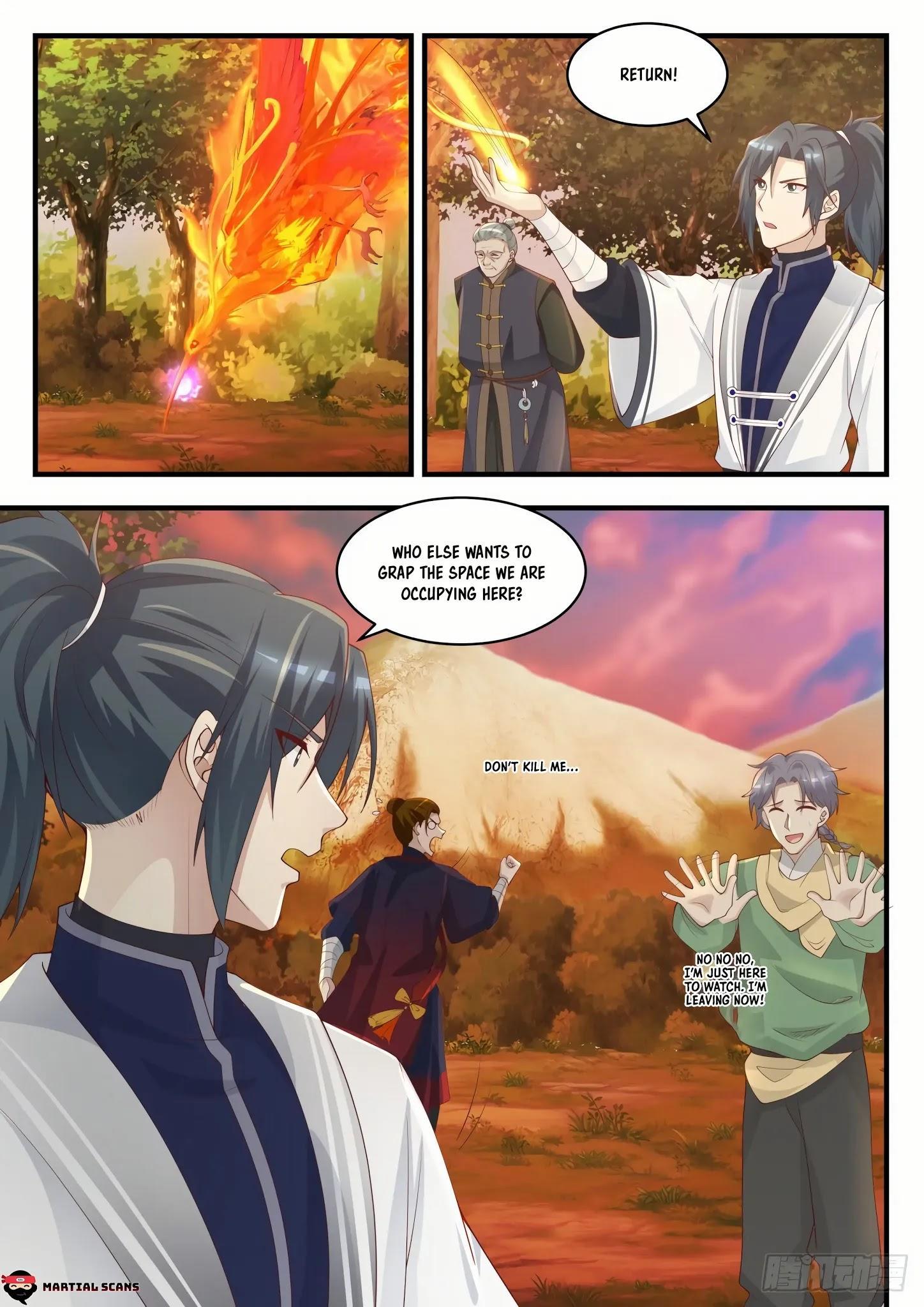 Martial Peak Chapter 1386: Kill Him page 8 - Mangakakalots.com