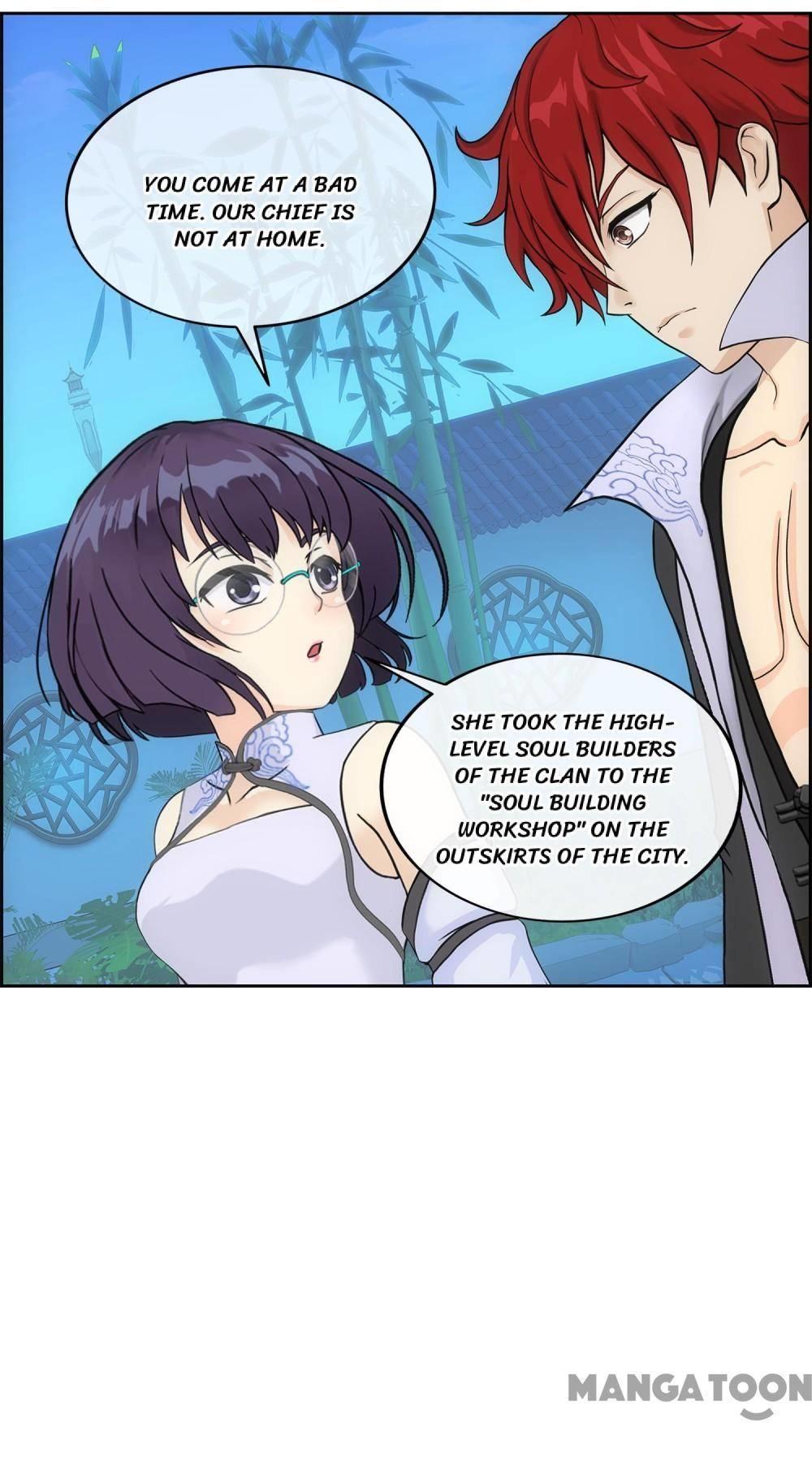 Demon God Chapter 207 page 17 - Mangakakalots.com