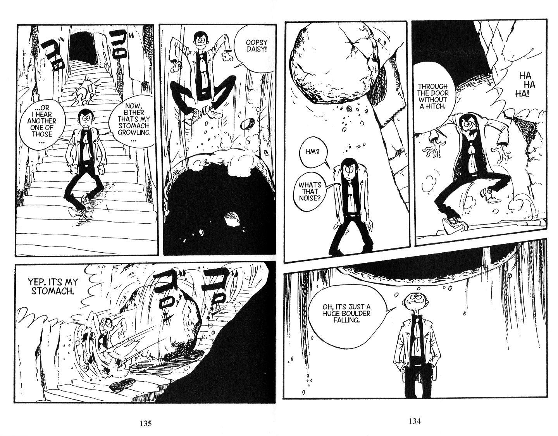 Lupin Iii Vol.13 Chapter 103: A Treasure To Serve page 3 - Mangakakalots.com