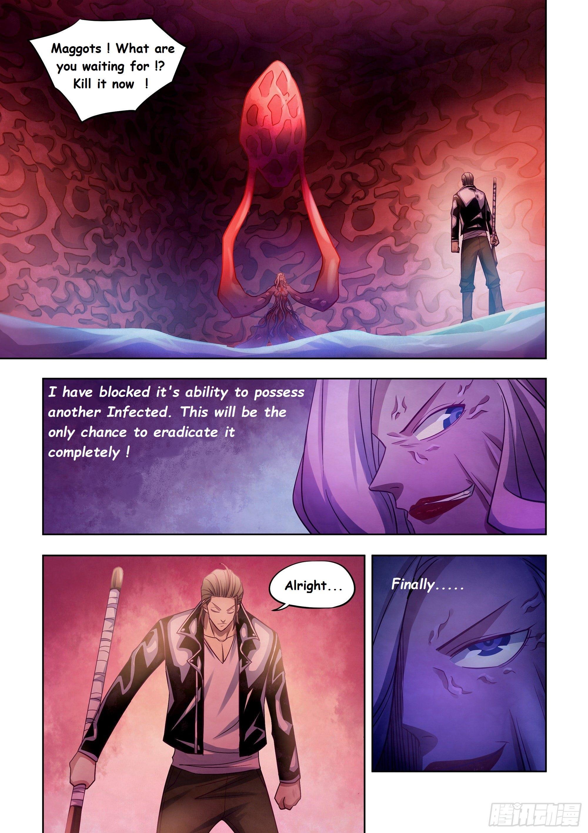 Moshi Fanren Chapter 374 page 1 - Mangakakalot