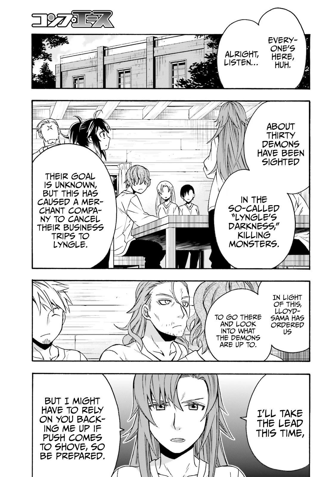 The Wrong Way To Use Healing Magic Chapter 43 page 16 - Mangakakalot