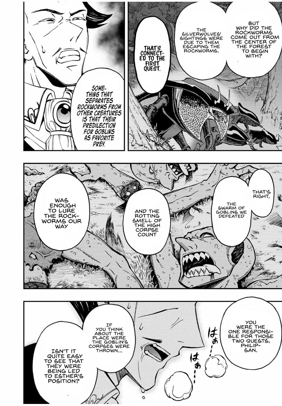The Reincarnated Inferior Magic Swordsman Chapter 35 page 13 - Mangakakalots.com
