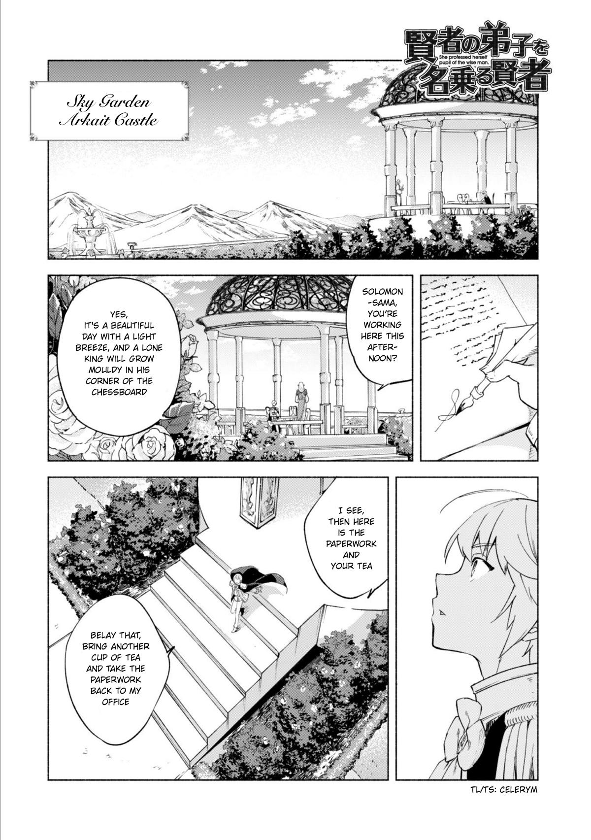 Kenja No Deshi Wo Nanoru Kenja Chapter 44.2 page 2 - Mangakakalots.com