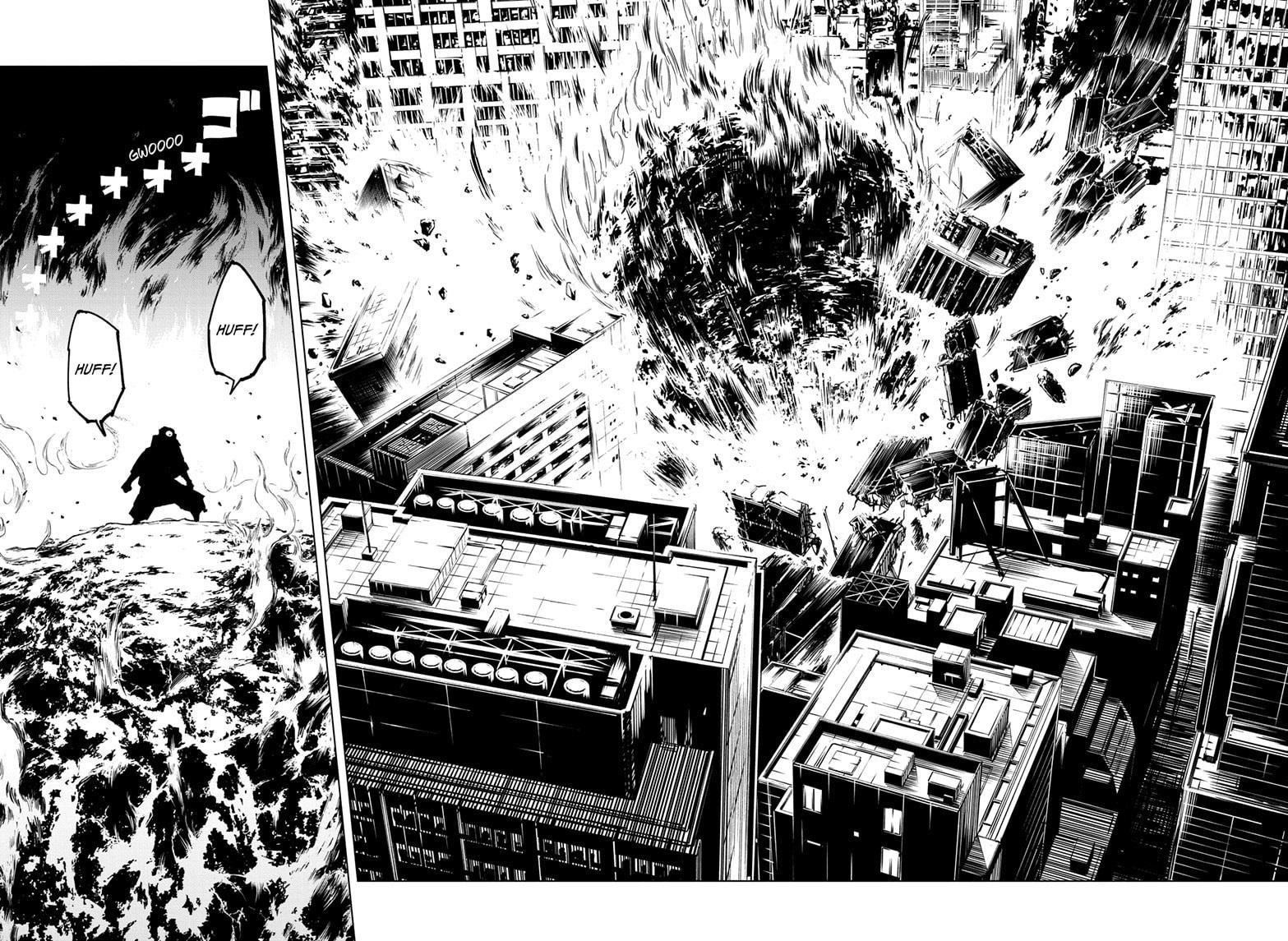 Jujutsu Kaisen Chapter 115 page 14 - Mangakakalot