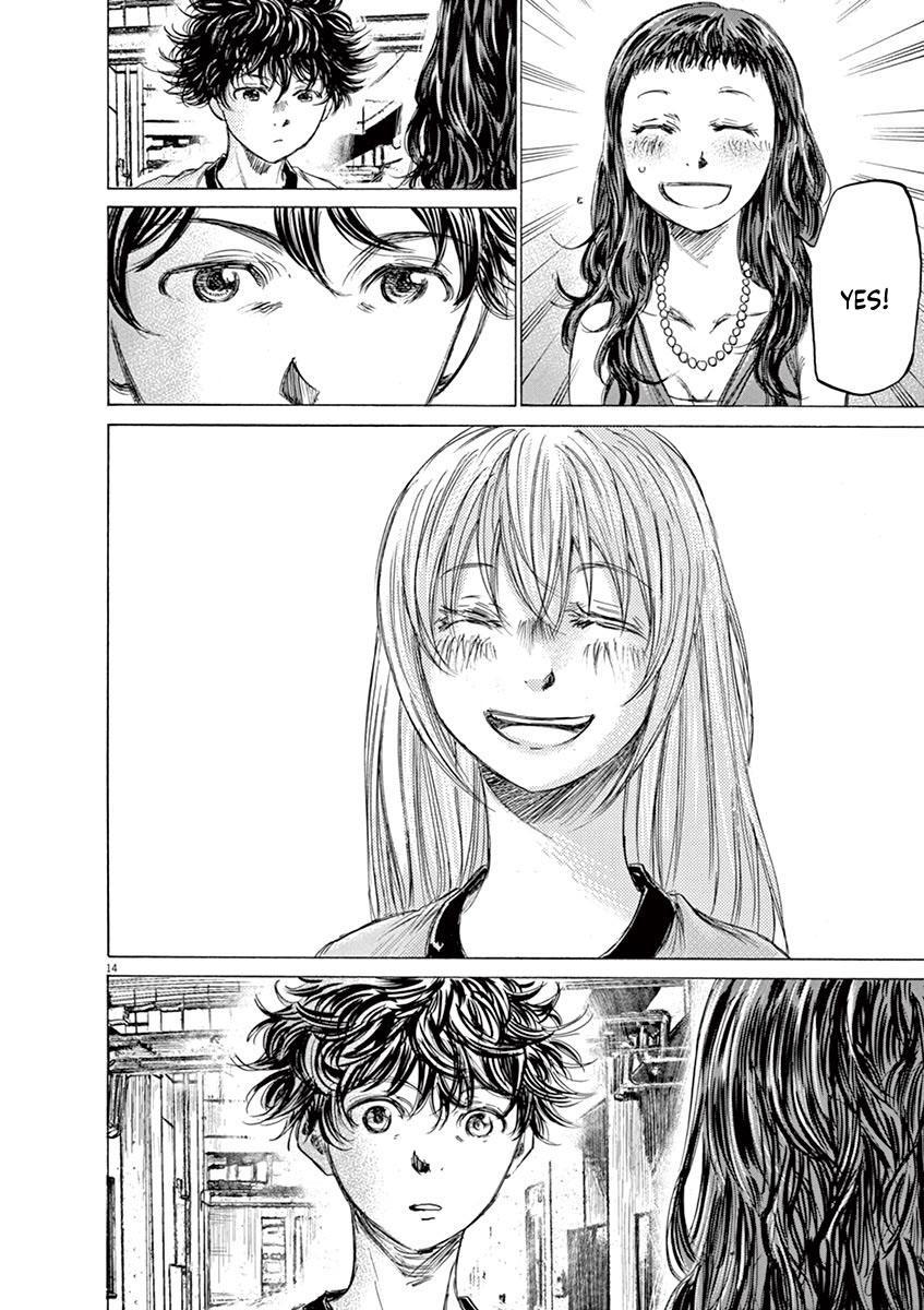 Ao Ashi Vol.14 Chapter 138: Wanting To Meet You page 15 - Mangakakalots.com