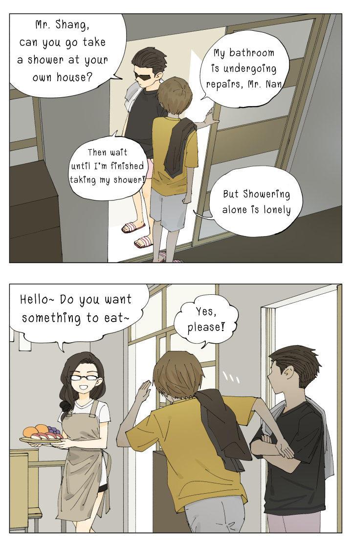 Nan Hao & Shang Feng Chapter 72: Taking A Shower page 5 - Mangakakalots.com