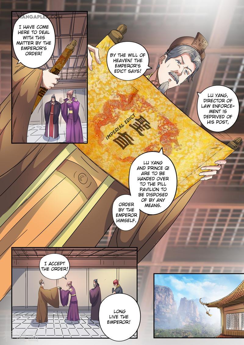 Martial Master Chapter 416 page 6 - Mangakakalots.com