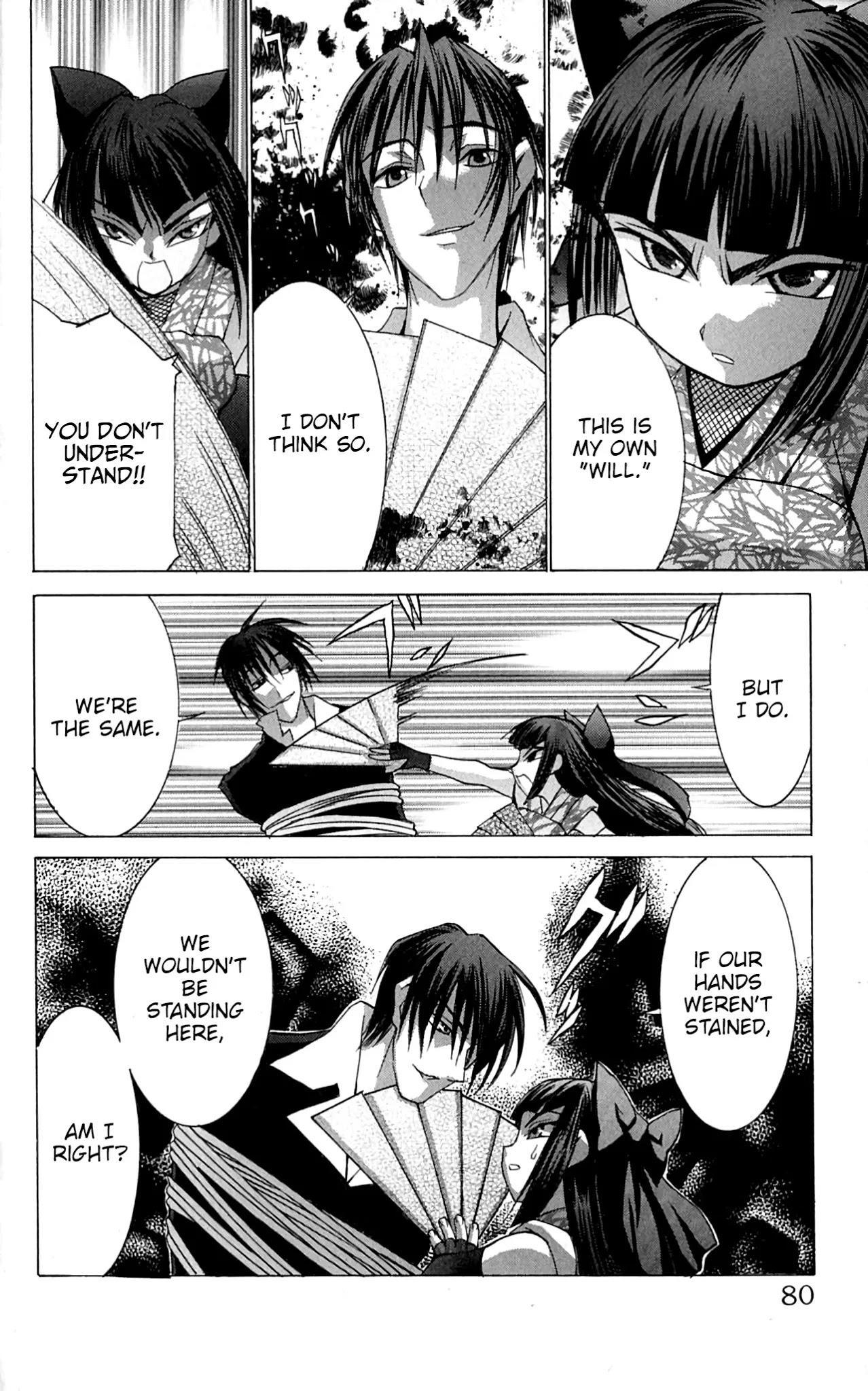 Hanaukyo Maid Tai Chapter 44 page 13 - Mangakakalots.com