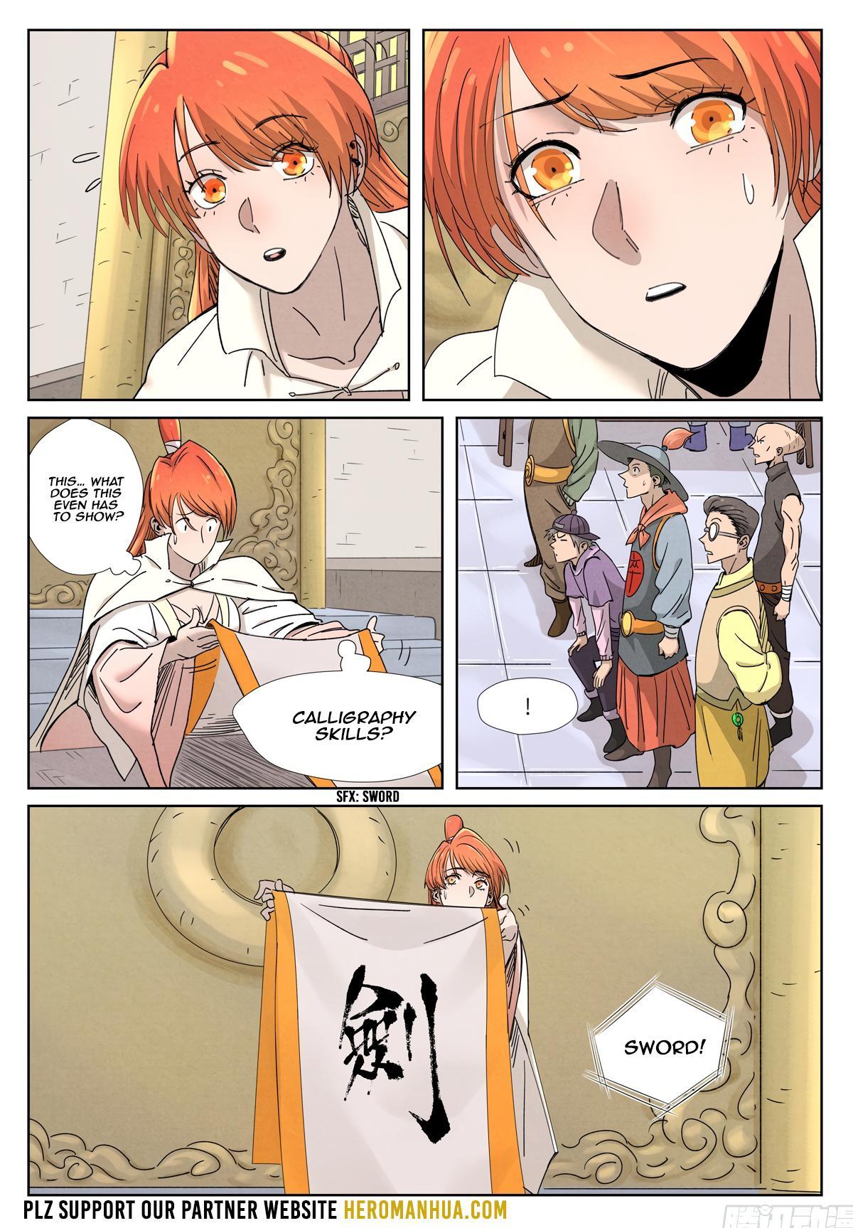 Tales Of Demons And Gods Chapter 341.1 page 10 - Mangakakalot