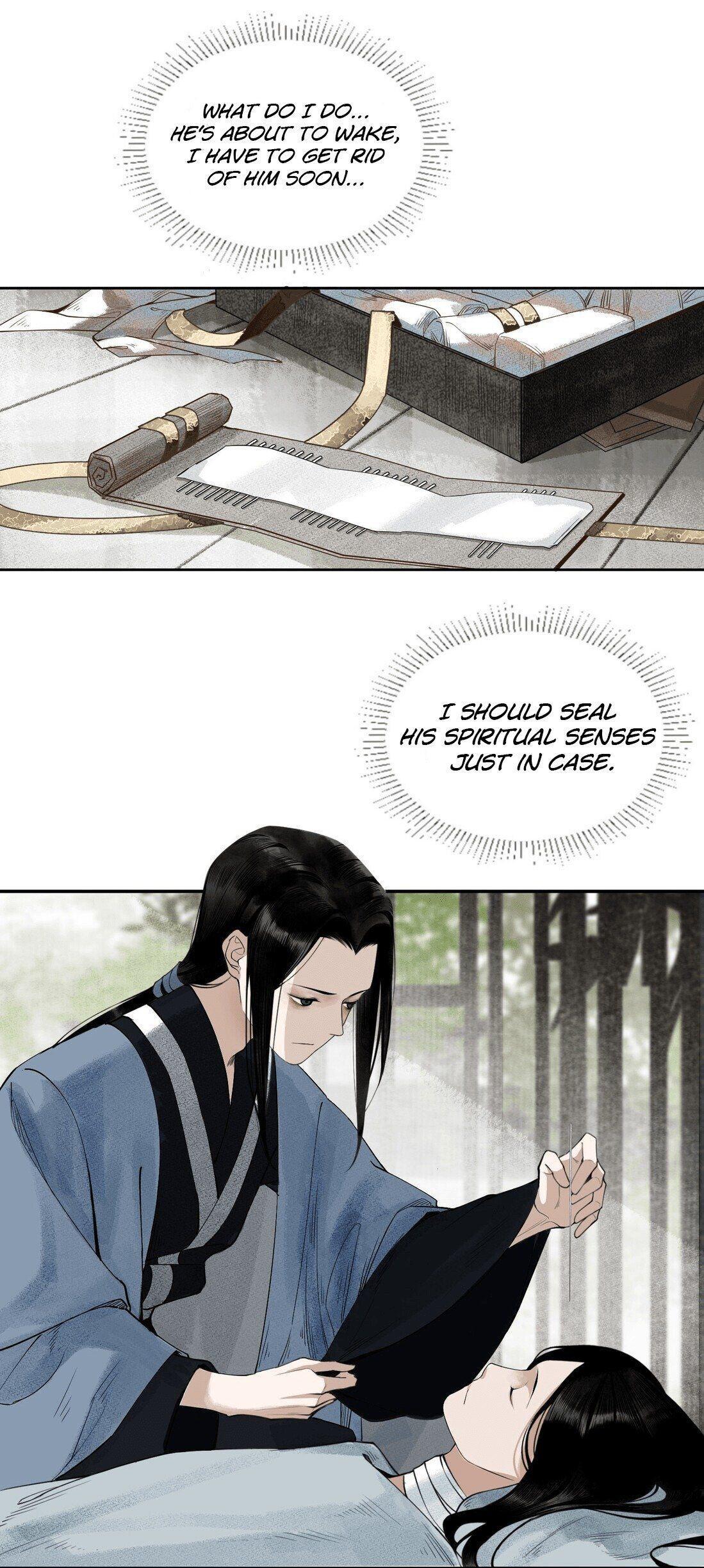 I Accidentally Saved The Jianghu'S Enemy Chapter 1 page 29 - Mangakakalots.com