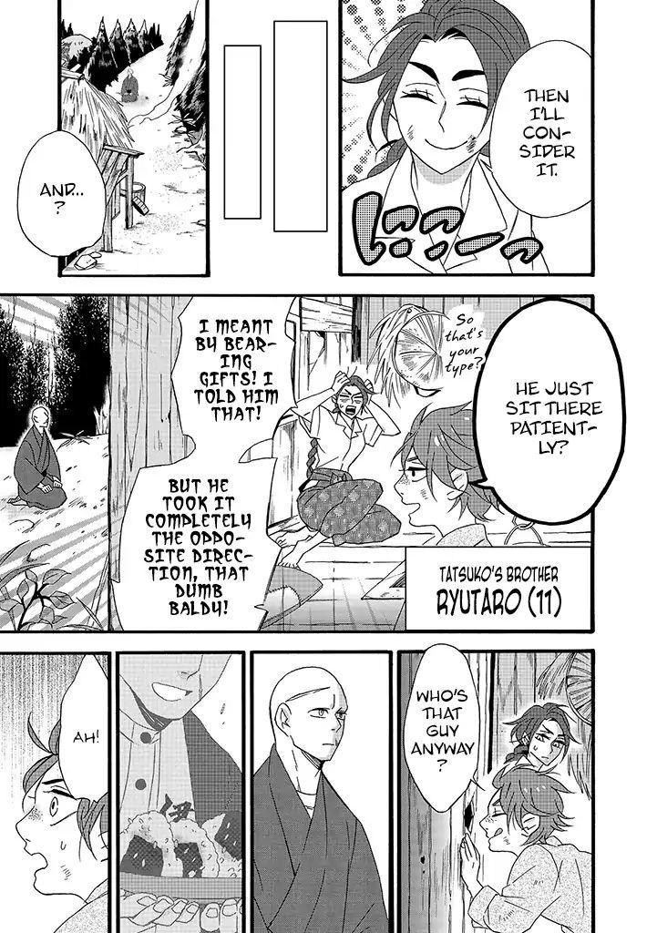 Will You Marry Me Again If You Are Reborn? Vol.2 Chapter 7: As Tatsuko Ibuki page 12 - Mangakakalots.com
