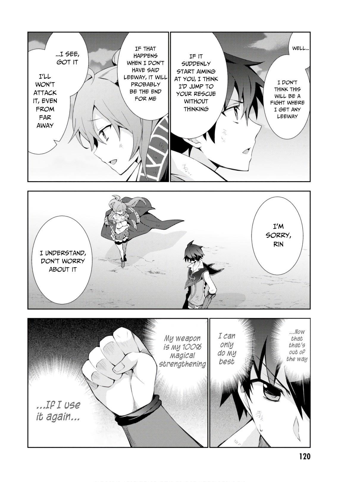 Isekai Cheat Magician Chapter 28 page 14 - Mangakakalots.com