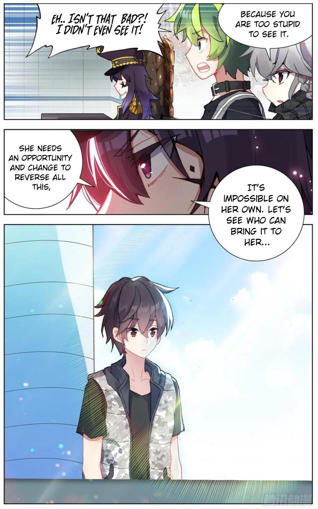 Another Emperor Reborn Chapter 162 page 12 - Mangakakalots.com