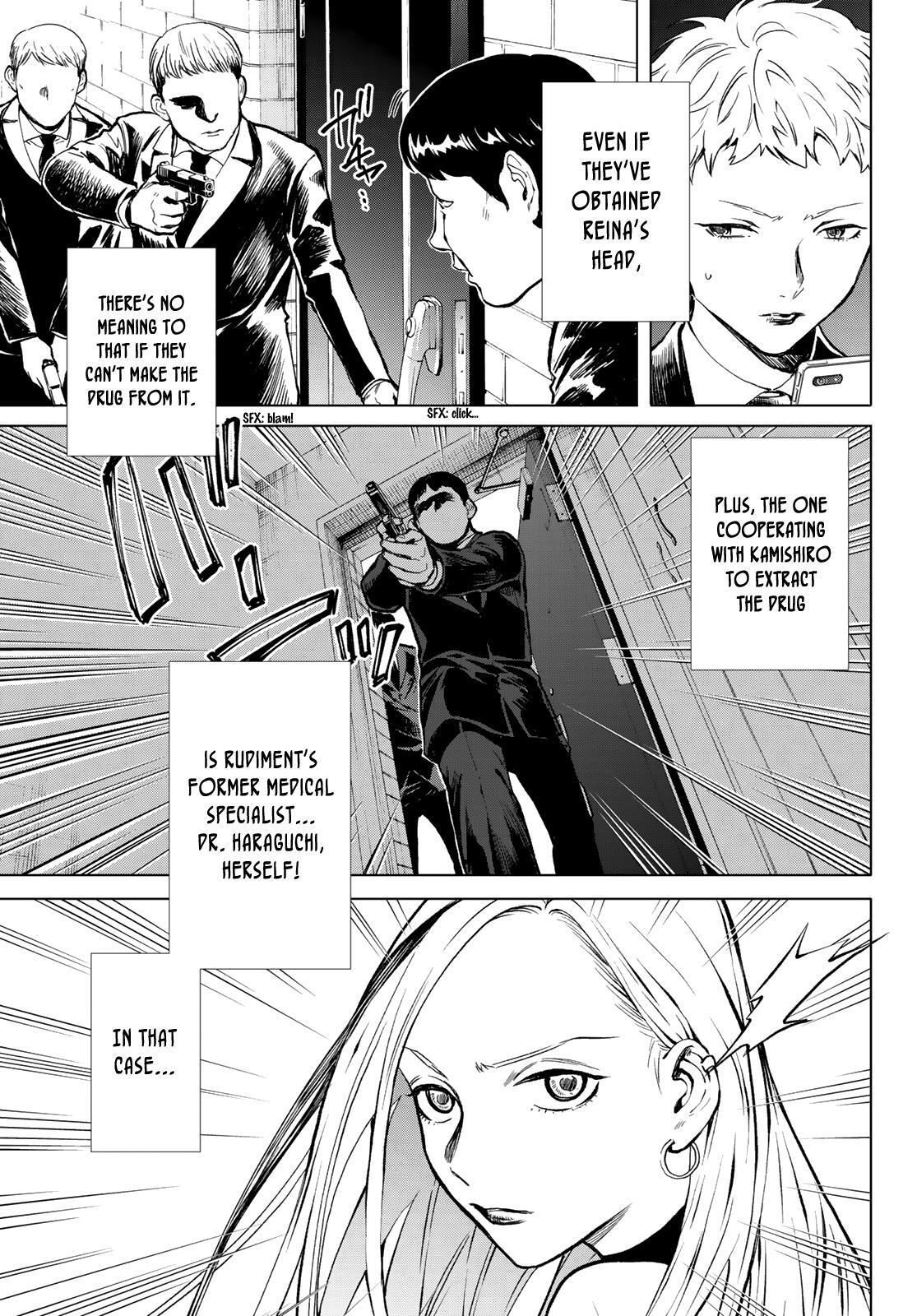 Konya Wa Tsuki Ga Kirei Desu Ga, Toriaezu Shi Ne Chapter 48 page 9 - Mangakakalots.com