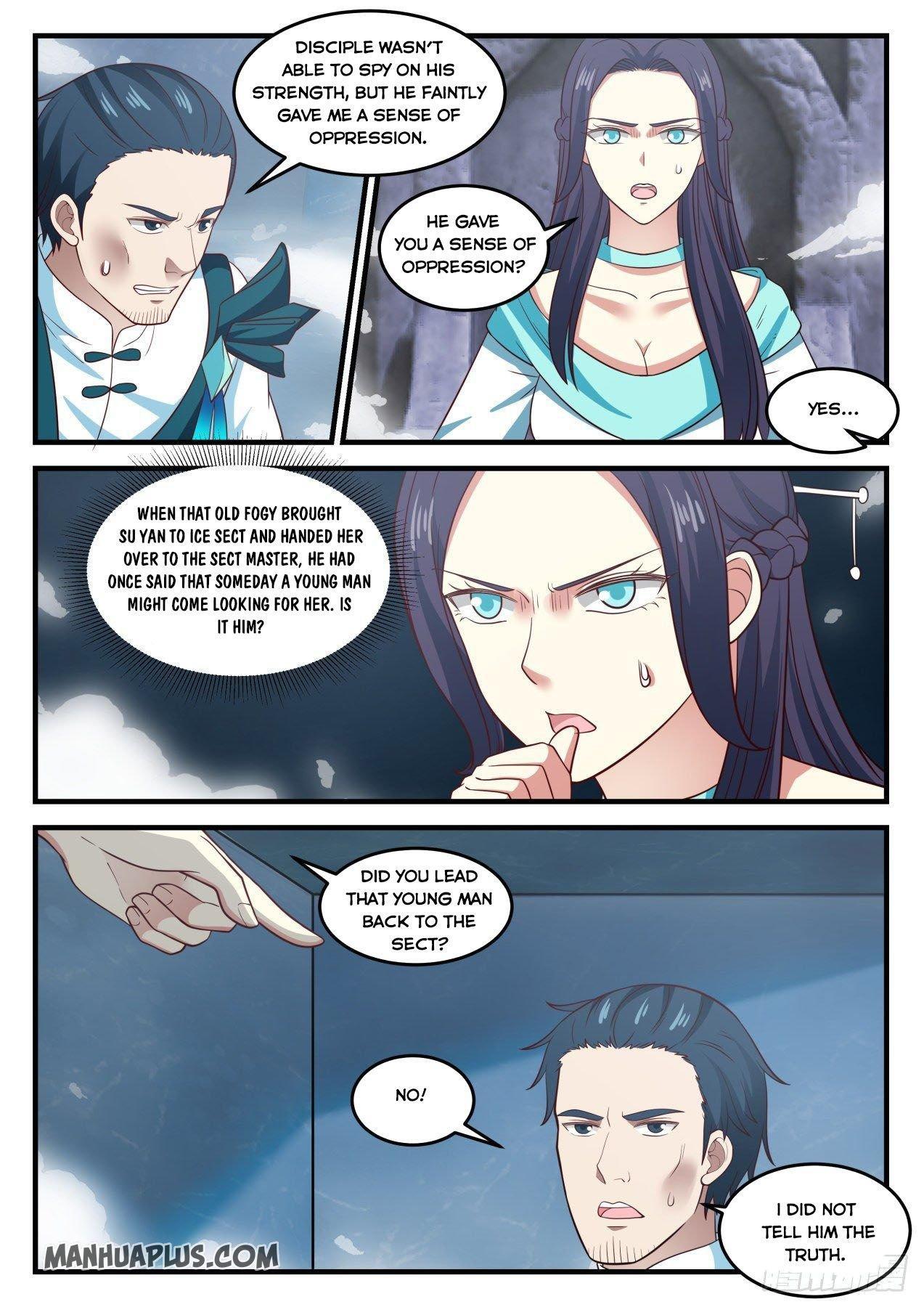 Martial Peak Chapter 693 page 2 - Mangakakalots.com