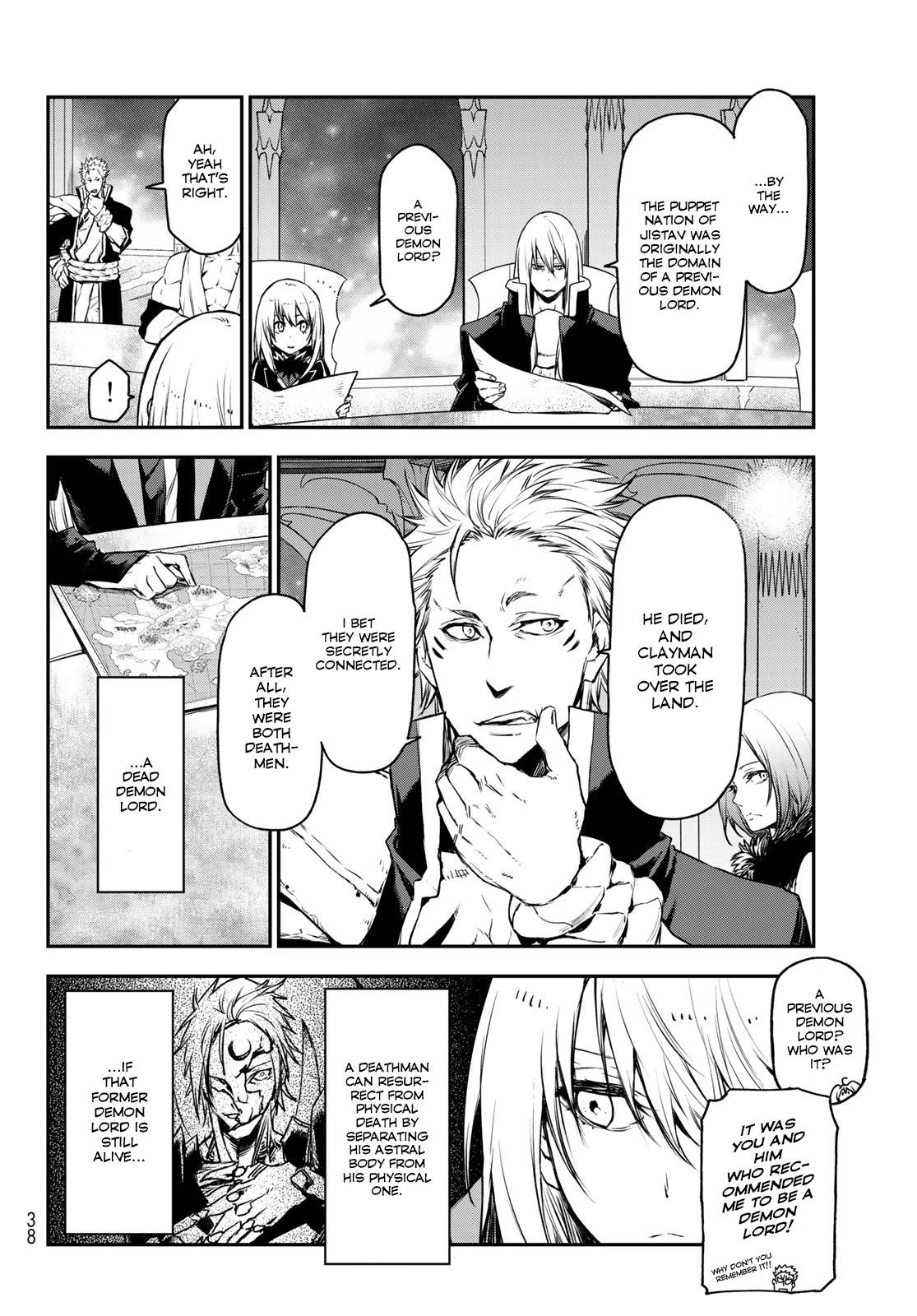 Tensei Shitara Slime Datta Ken Chapter 86: Octagram Demon Lords page 26 - Mangakakalots.com