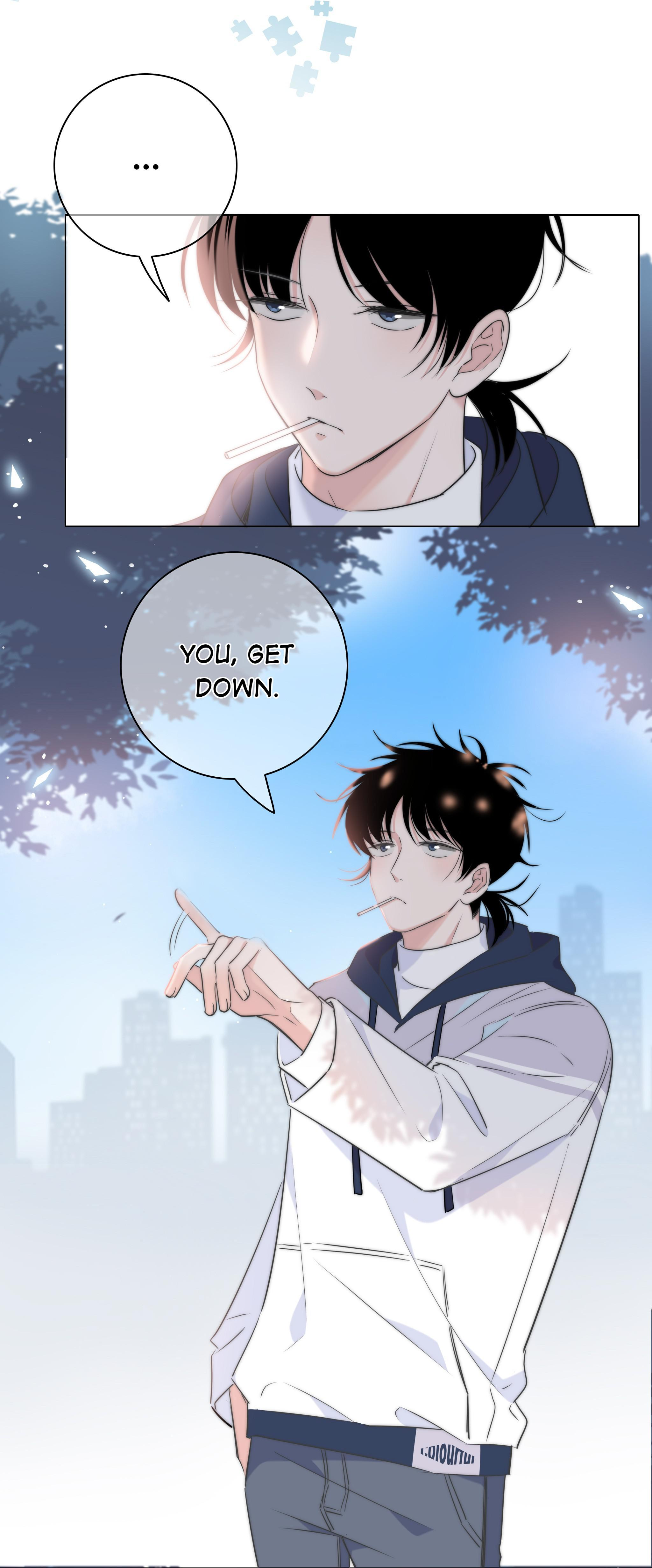Touch Your World Chapter 36: Just Friends? page 24 - Mangakakalots.com