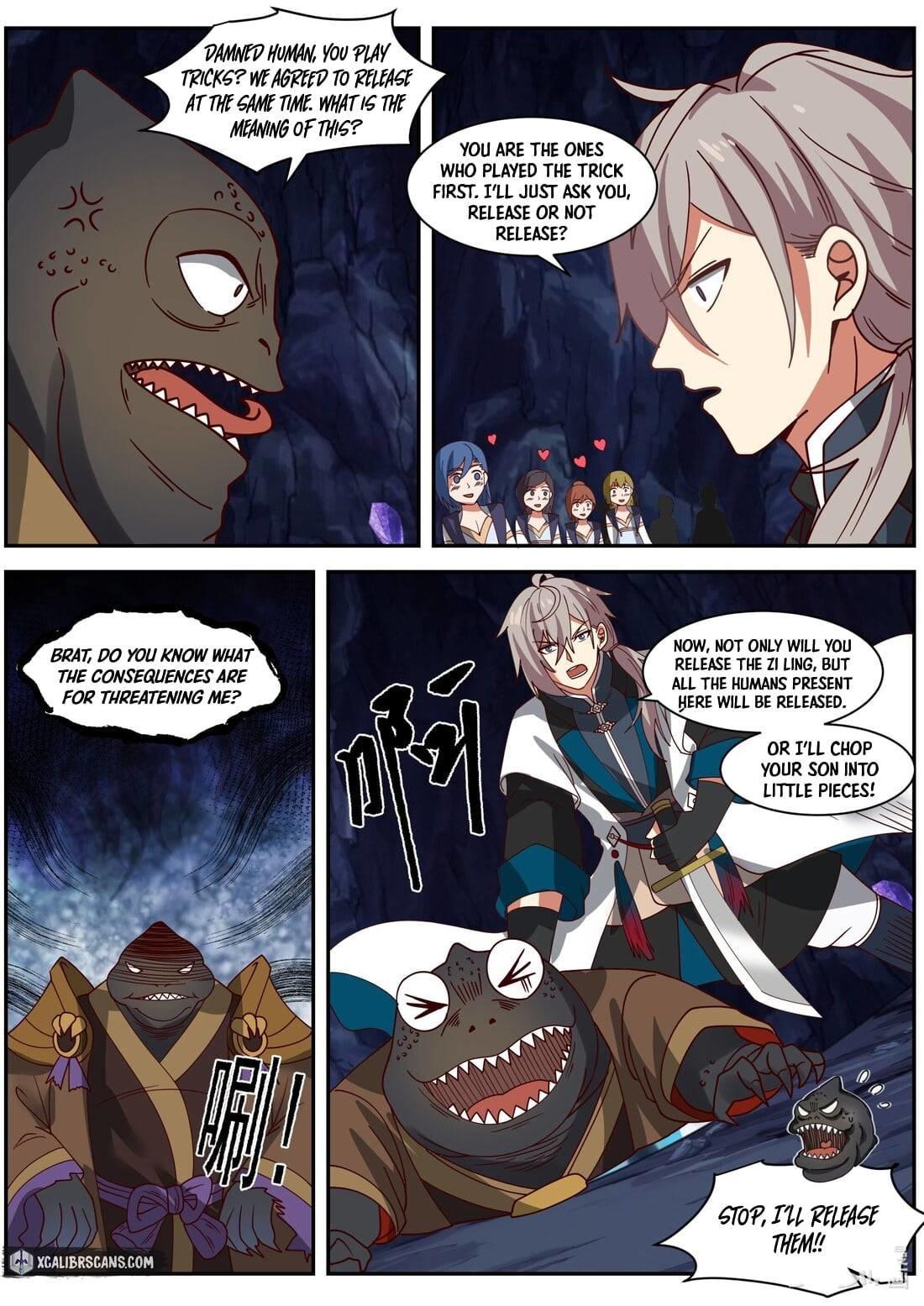Martial God Asura Chapter 295 page 7 - Mangakakalots.com