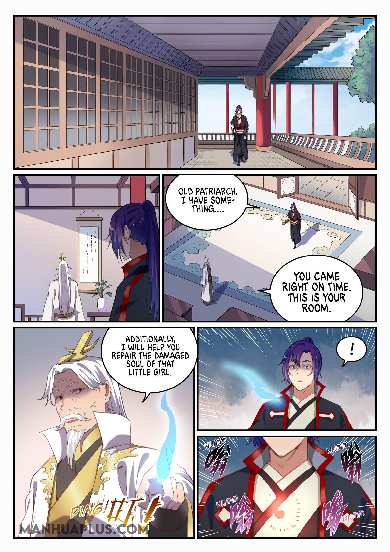 Apotheosis Chapter 701 page 12 - Mangakakalots.com