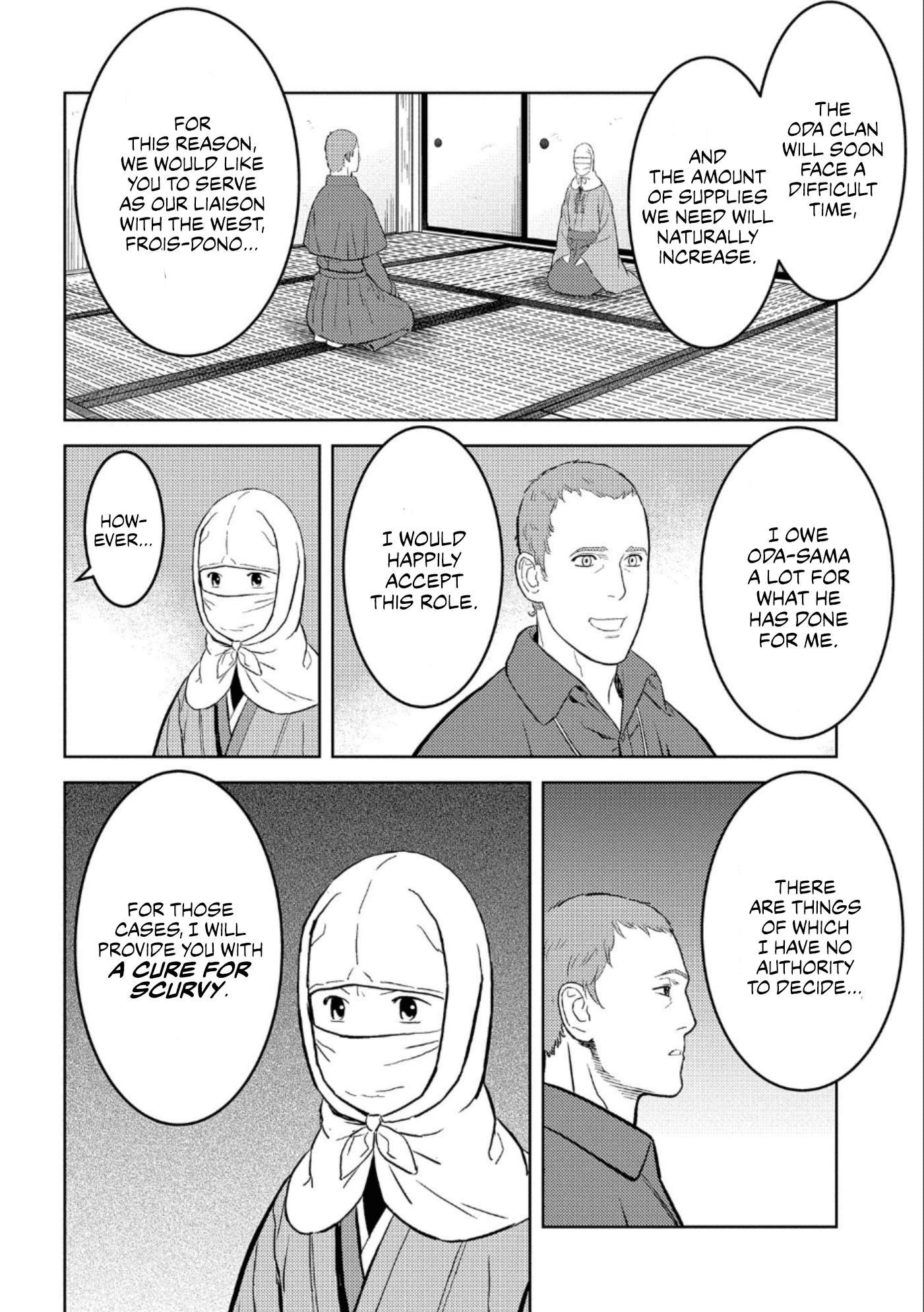 Sengoku Komachi Kurou Tan! Chapter 41 page 11 - Mangakakalots.com