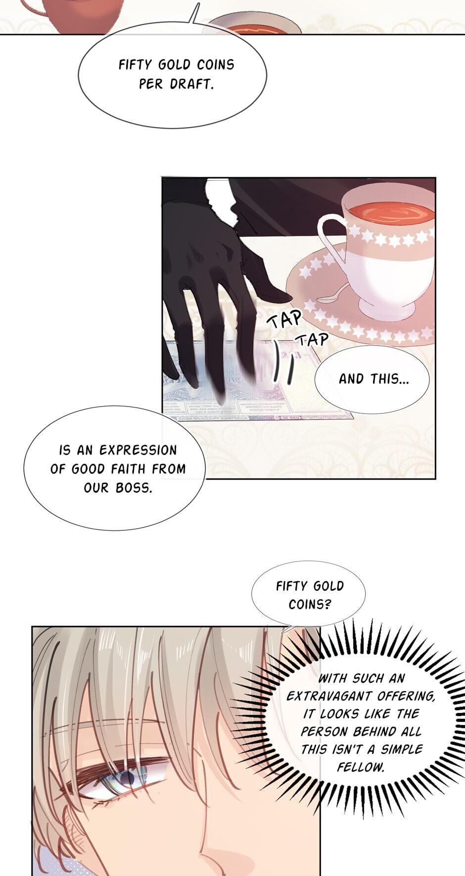 The Brilliant Miss Olive Chapter 15 page 8 - Mangakakalots.com