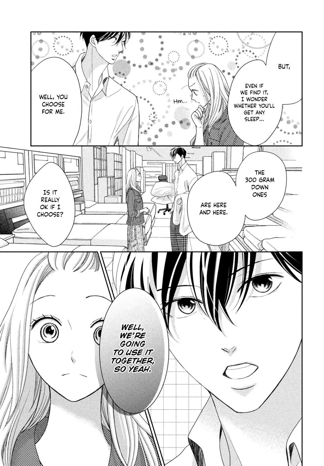 Arashi-Kun No Dakimakura Chapter 7: Because We're The Same page 21 - Mangakakalots.com