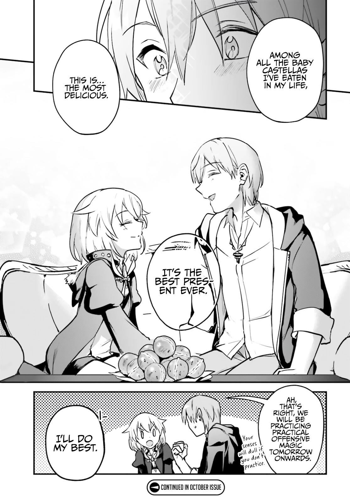 I Was Caught Up In A Hero Summoning, But That World Is At Peace Chapter 29.5 page 19 - Mangakakalots.com
